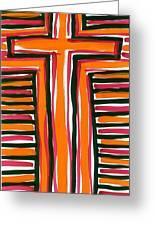The Cross Greeting Card