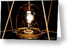 The Crystal Ball  Greeting Card by Steven  Digman