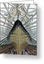The Cutty Sark Greeting Card by Ellen Howell