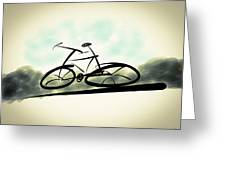 The Cycle - A Sketch Greeting Card
