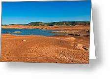 The Cyclic Lake Greeting Card