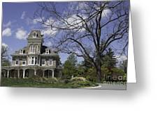 The Cylburn Mansion Greeting Card