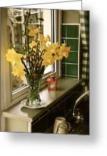 The Daffodils Greeting Card