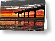 The Day Has Arrived  Greeting Card