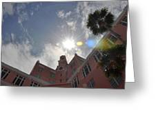 The Don Cesear Hotel Greeting Card