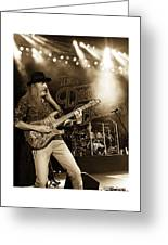 The Doobie Brothers Greeting Card