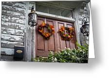 The Doors Greeting Card