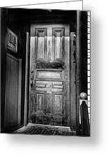 The Doorway Greeting Card