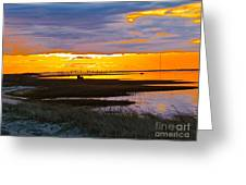 The Dream Of Sky Greeting Card by Q's House of Art ArtandFinePhotography