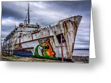 The Duke Of Lancaster Greeting Card