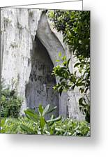 The Ear Of Dionysius Greeting Card