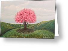 The Elysian Fields Greeting Card