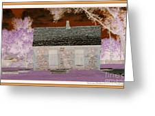 The Enchanted Cottage Greeting Card
