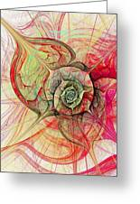 The Eye Within Greeting Card