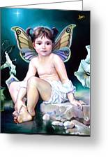 The Faerie Princess Greeting Card