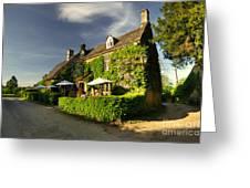The Falkland Arms  Greeting Card