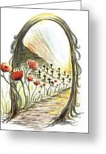 1st World War- Fallen  Greeting Card