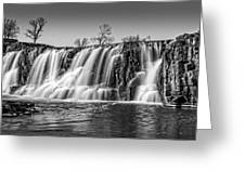 The Falls 2 Greeting Card
