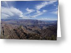 The Famous Grand Canyon Greeting Card