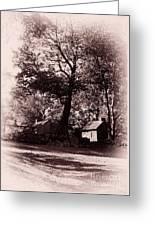 The Farm Bristol Rhode Island Greeting Card