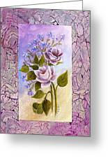 The Feminine Touch Greeting Card
