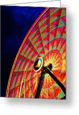 The Ferris Wheel 7/10/14 Greeting Card