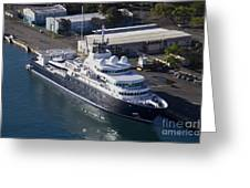 The Fincantieri Greeting Card by Felix Bahamonde