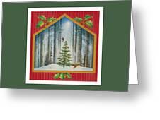 The Fir Tree Greeting Card