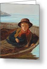 The Fisher Boy Greeting Card