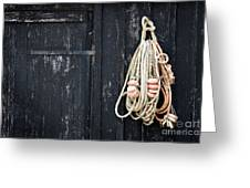 The Fisherman's House Greeting Card