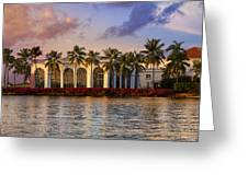 The Flagler Museum Greeting Card