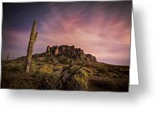 The Flatiron Greeting Card by Anthony Citro