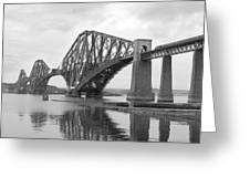 The Forth II Greeting Card by Mike McGlothlen