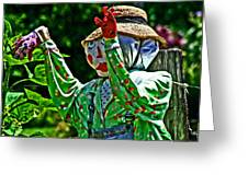 The Garden Guy Greeting Card