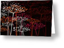 The Garden Of Your Mind 1 Greeting Card