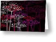 The Garden Of Your Mind 3 Greeting Card