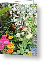 The Gardens Greeting Card