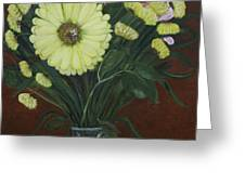 The Giant Daisy Greeting Card