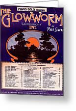 The Glowworm Greeting Card