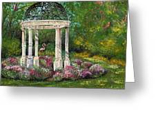 The Governor's Gazebo Greeting Card