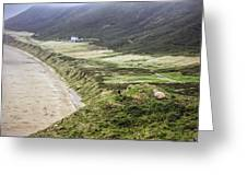 The Gower-wales Greeting Card