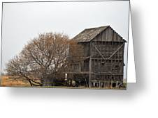 The Granary Greeting Card