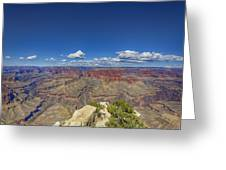 The Grand Canyon--another Look Greeting Card