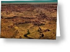 The Grand Canyon IIi Greeting Card