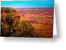 The Grand Canyon Xi Greeting Card