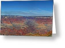 The Grand Grand Canyon Greeting Card