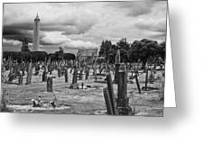 The Graves Greeting Card
