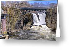 The Great Falls Greeting Card