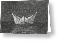 The Great Ship Greeting Card
