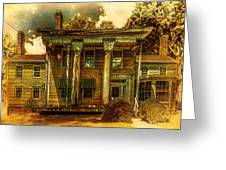 The Greek Revival That Needs Revival Greeting Card